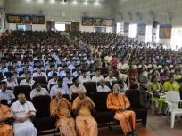 Delegates attending the seminar