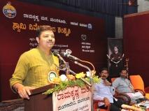 171 Sri Chakravarthy Sulibele addressing the Youth