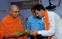 Welcoming Sri Nalin Kumar Kateel, Hon'ble MP, Mangalore