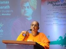 Keynote Address by Swami Jitakamanandaji